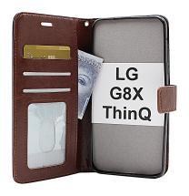 Crazy Horse Wallet LG G8X ThinQ (LMG850)