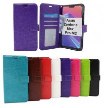 Crazy Horse Wallet Asus Zenfone Max Pro M2 (ZB631KL)