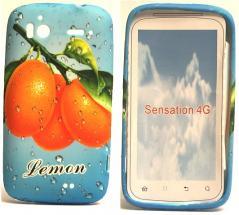 TPU Designcover HTC sensation & sensation XE