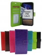 Crazy Horse Wallet Huawei P40 Lite E