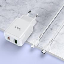 Hoco N5 Dual Lyn-oplader