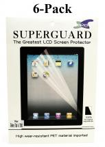 6-Pack Skærmbeskyttelse Samsung Galaxy Tab A 10.1 (T580)