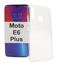 TPU Mobilcover Motorola Moto E6 Plus