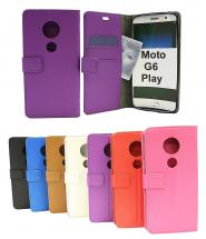 Standcase Wallet Motorola Moto G6 Play