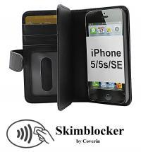 Skimblocker XL Wallet iPhone 5/5s/SE (1st Gen)