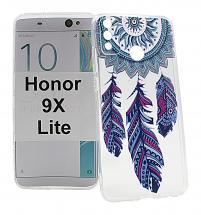 TPU Designcover Huawei Honor 9X Lite