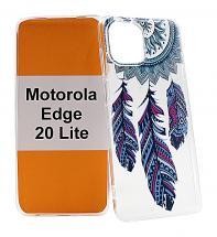 TPU Designcover Motorola Edge 20 Lite