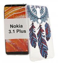 TPU Designcover Nokia 3.1 Plus