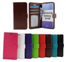 Crazy Horse Wallet Samsung Galaxy S10e (G970F)