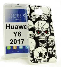 TPU Designcover Huawei Y6 2017 (MYA-L41)