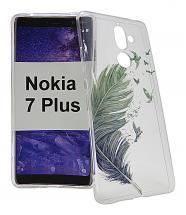 TPU Designcover Nokia 7 Plus