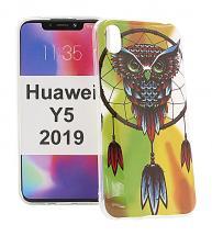 TPU Designcover Huawei Y5 2019