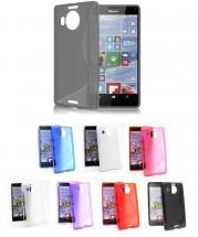 S-Line cover Microsoft Lumia 950 XL