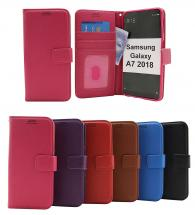 New Standcase Wallet Samsung Galaxy A7 2018 (A750FN/DS)