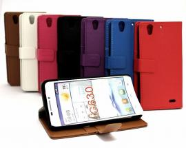 Standcase wallet Huawei Ascend G630