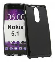 TPU Mobilcover Nokia 5.1