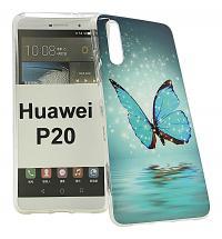 TPU Designcover Huawei P20