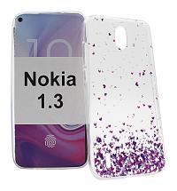 TPU Designcover Nokia 1.3