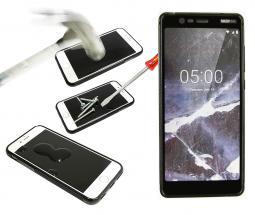 Full Frame Glasbeskyttelse Nokia 5.1