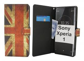 Designwallet Sony Xperia 1 (J9110)