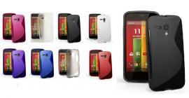 S-Line Cover Motorola Moto G (XT1032)