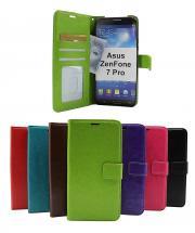Crazy Horse Wallet Asus ZenFone 7 Pro (ZS671KS)