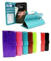 Crazy Horse Wallet LG X Screen (K500N)
