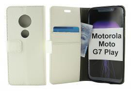Standcase Wallet Motorola Moto G7 Play