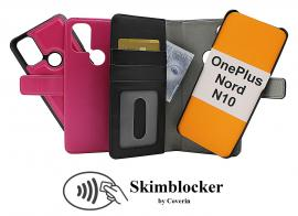 Skimblocker Magnet Wallet OnePlus Nord N10