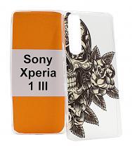 TPU Designcover Sony Xperia 1 III (XQ-BC52)