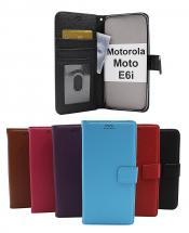 New Standcase Wallet Motorola Moto E6i