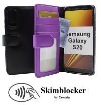 Skimblocker Mobiltaske Samsung Galaxy S20 (G980F)