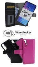 Skimblocker Magnet Wallet Honor 20