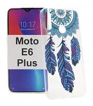 TPU Designcover Motorola Moto E6 Plus