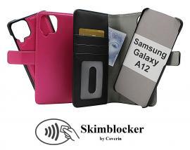 Skimblocker Magnet Wallet Samsung Galaxy A12