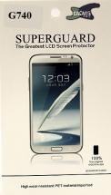 Skærmbeskyttelse Huawei Ascend G740