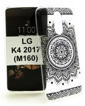 TPU Designcover LG K4 2017 (M160)