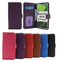 New Standcase Wallet Motorola Moto G7 Power