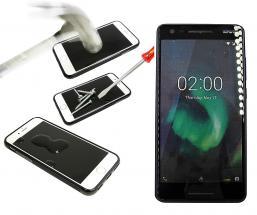 Full Frame Glasbeskyttelse Nokia 2.1