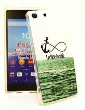 TPU Designcover Sony Xperia M5 (E5603)