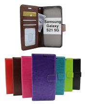 Crazy Horse Wallet Samsung Galaxy S21 5G (G991B)