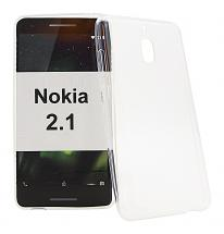 Ultra Thin TPU Cover Nokia 2.1