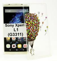 TPU Designcover Sony Xperia L1 (G3311)