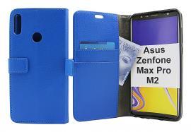 Standcase Wallet Asus Zenfone Max Pro M2 (ZB631KL)