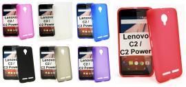TPU Mobilcover Lenovo C2 Power