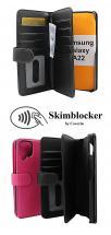 Skimblocker XL Wallet Samsung Galaxy A22 (SM-A225F/DS)