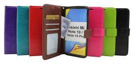 Crazy Horse Wallet Xiaomi Mi Note 10 / Note 10 Pro
