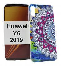 TPU Designcover Huawei Y6 2019