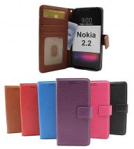 New Standcase Wallet Nokia 2.2