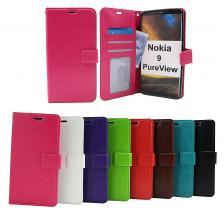 Crazy Horse Wallet Nokia 9 PureView